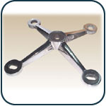 Commercial Door Hardware : Spider Fittings Category