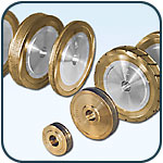 Machinery Parts : Machinery Wheels