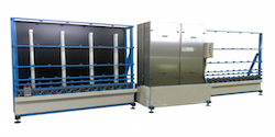Vertical Glass Washer Thick Glass