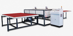 EVA Laminatng machine (2 layer)