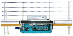 10 Spindle Edging Machine with PLC