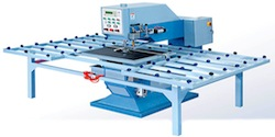 Horizontal Drilling Machine with PLC