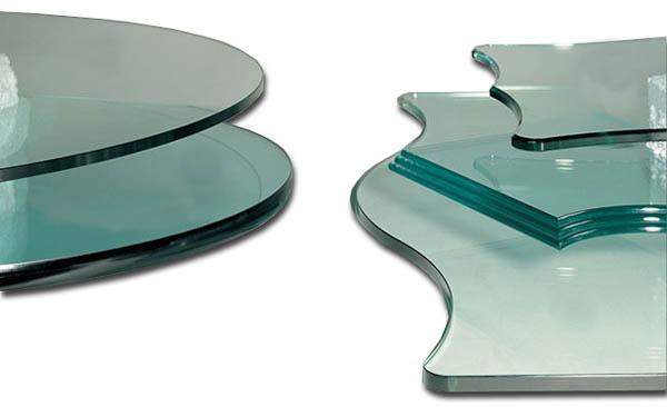 Glass Shape Beveler For Interior