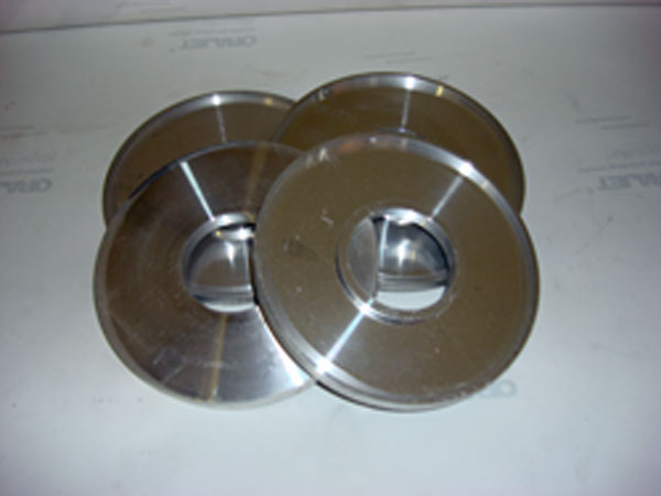 Aluminum Backing Plates (Edger)
