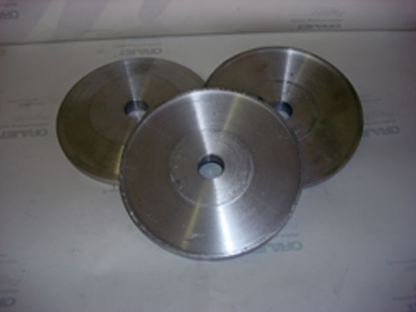 Aluminum Backing Plates (Beveler)