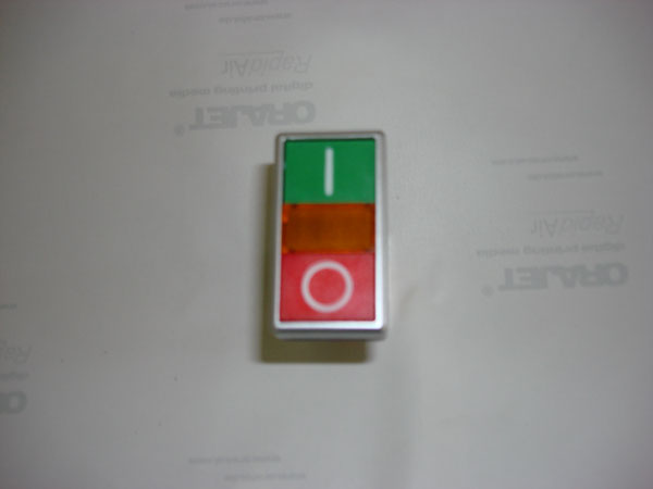On Off button (backlit)