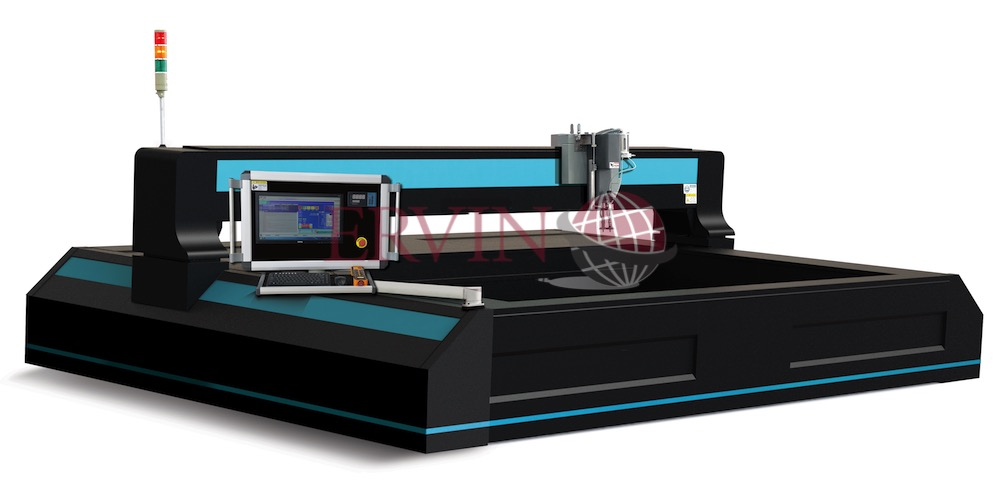 Water Jet Machine (Bridge)