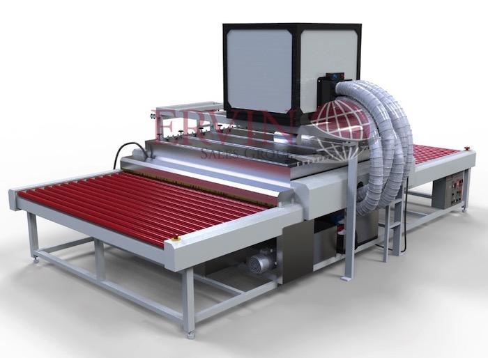 Horizontal Glass Washing Machine Production (Mid)