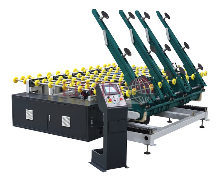 Automatic Glass Loading Table Mono Side