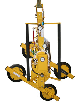 Rotator for Warehouse Use (Air Powered)