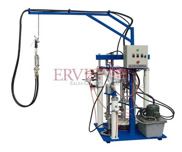 Bi Component Sealant Extruder