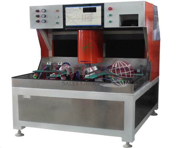 CNC Glass Corner Edging Machine
