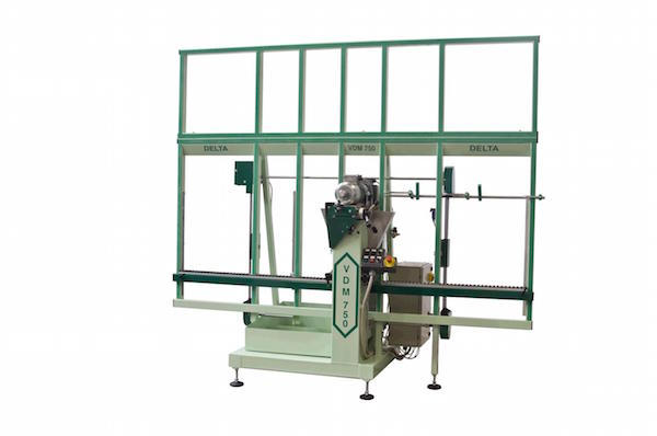 Vertical Glass Drilling Machine Delta (Italian)