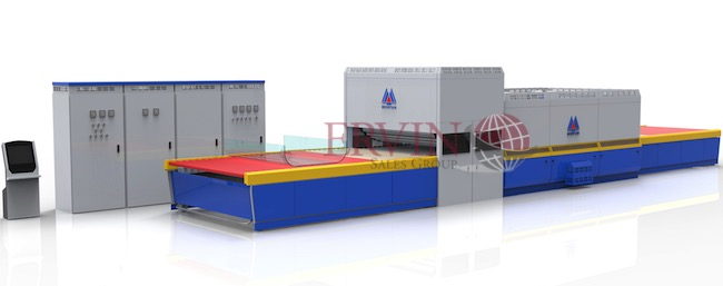 Flat / Bent Glass Tempering Furnace