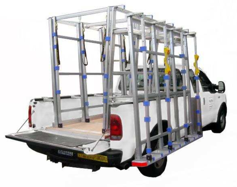Pickup Glass Racks