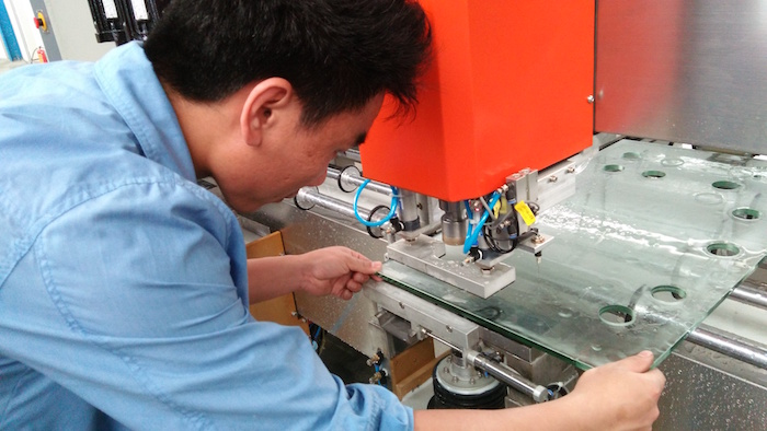 Cnc Glass Drilling Machine