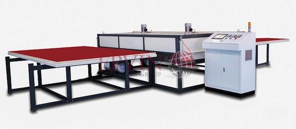 PVB Glass Laminating machine (2 Layer)
