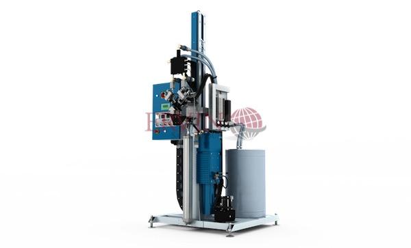 Automatic PLC Desiccant Filling Machine