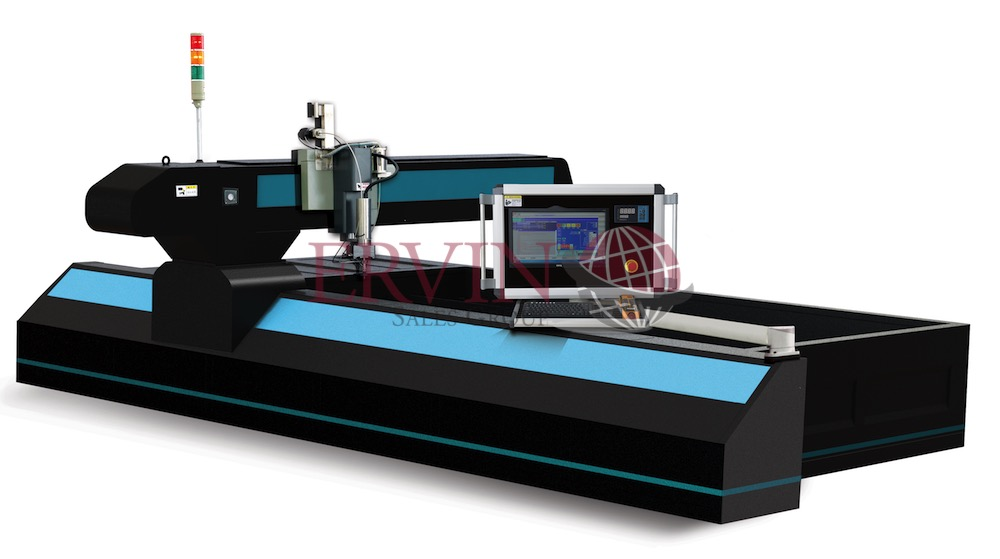 Water Jet Machine (Cantilever)