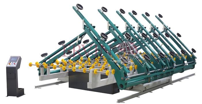 Automatic Glass Loading Machine Bi Side
